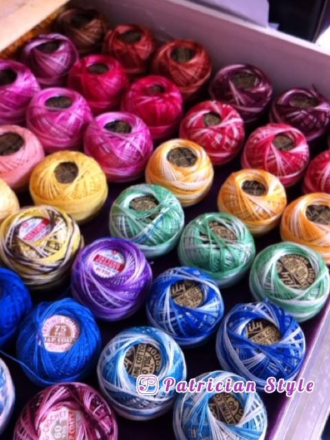 タティングの糸