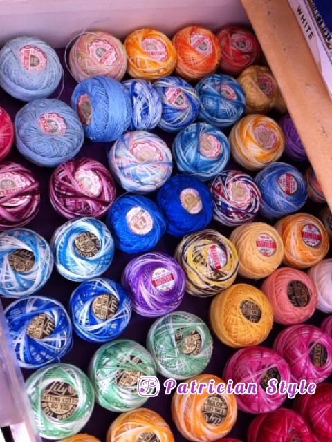 タティングの糸2