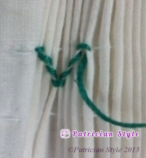 trellis stitch 2step11