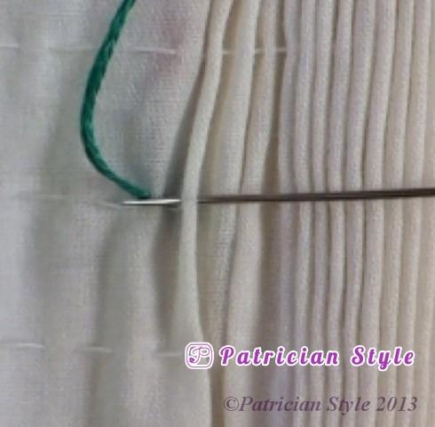 trellis stitch 2step3
