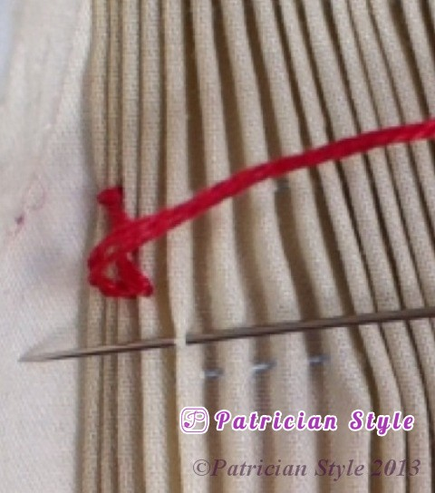 trellis stitch 4step2