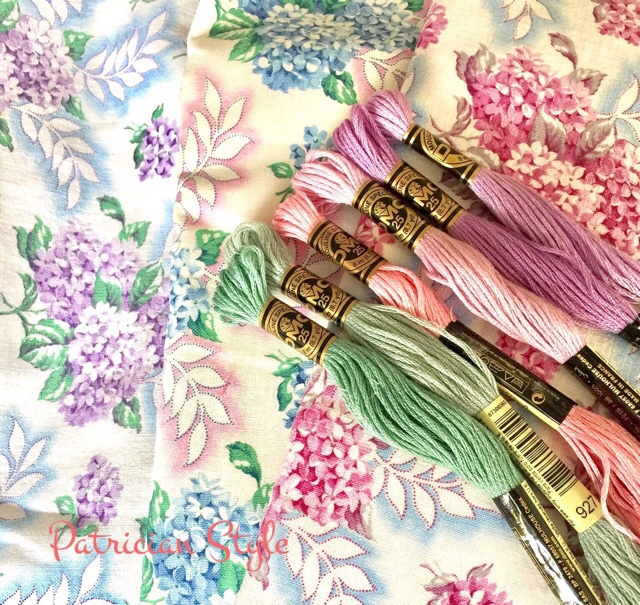 紫陽花フィードサック